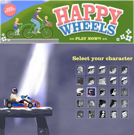 Happy-Wheels-Unblocked