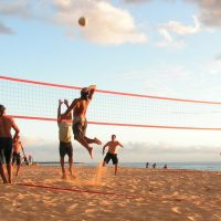 Beach Volleyball – a Blooming Sport