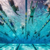 Etiquette for Sharing the Water with a Lap Swimmer