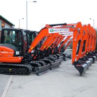 Why choose Mini excavation rental facilities?